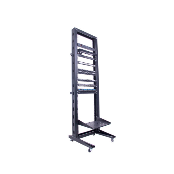 2_Post_Equiped_Open_Rack