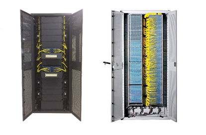 ODF/OCDF Exchange side Racks